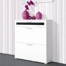 white shoe cabinet furniture. Diano Wooden Shoe Storage Cabinet In White With 3 Compartment Furniture T