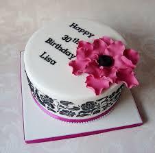 Genial Darlington Co Durahm Ladies Th Birthday Cakes Gallery