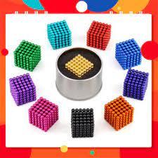 RẺ] Nam Châm Bi - Đồ chơi nam châm xếp hình Buckyball Neocube chính hãng  giá rẻ HCM