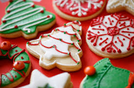 Image result for christmas cookies and candy