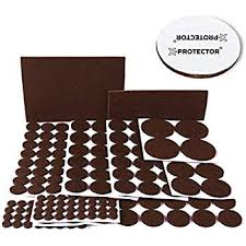 felt pads furniture feet all sizes your best wood floor protectors protect your hardwood flooring with 100 satisfaction