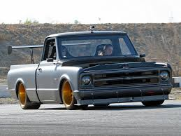 All Chevy chevy c-10 : SEMA-Bound '72 C10 Is Track-Ready And Looking To Show Off - Rod ...