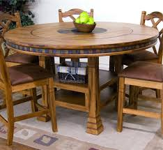 lazy susan table diy round dining room with designs and ideas