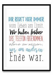 Kunst Poster Mit Sprüchen Online Kaufen Ulrike Wathling