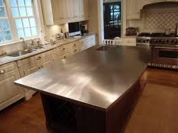 Full Size of Kitchen:stainless Steel Kitchen Countertop Make Your Own Stainless  Steel Countertop Kitchen ...