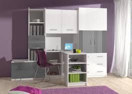 Kinderzimmer-Set KATI mit Eckschreibtisch, Schrank - Möbel für ...