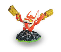 Image result for trigger happy skylander
