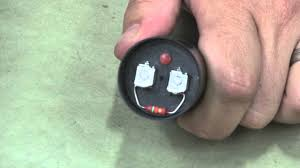 replacing a motor start capacitor how to by temco