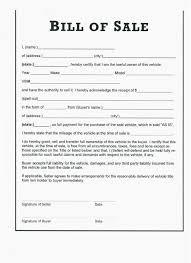 Dmv Printable Bill Of Sale Florida Dmv Bill Of Sale Form Beautiful Dmv Registration Forms