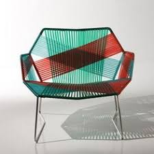patricia urquiola tropicalia chair beautiful and graphic