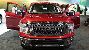2018 nissan diesel. unique diesel 2018 nissan titan king cab  world premiere 2017 chicago auto show  youtube on nissan diesel