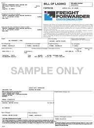 bill of loading bill of lading 101 easy friendly guide for you on this