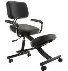 ergonomic kneeling chair sc 350 by sierra comfort