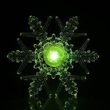 Gravidus Led Schneeflocke Farbwechselnd Fensterdeko