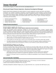 Finance Resume Examples Simple Financial Advisor Resume Examples Financial Advisor Resume Financial