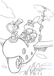Happy Birthday Dr Seuss Coloring Pages Birthday Coloring Pages The