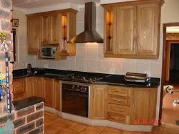 Hardwood Kitchen Cabinet Harvest252520oak252520kitchen
