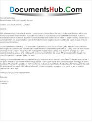 Cover Letter For Librarian Application Letter For Assistant Librarian Essay Academic Service 13
