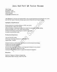 Sample Resume For Java J2ee Developer Fresh Sample Cover Letter For