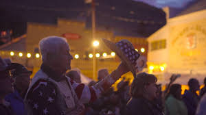 Virginia City Parade Of Lights Parades Virginia City
