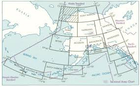 Sectional Aeronautical Chart Vfr Sectional Charts Alaska
