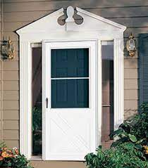 storm screen doors products