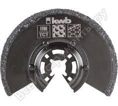 <b>Полотно пильное</b> твердосплавное (глубина реза 85 мм) <b>KWB</b> ...