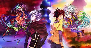 4k Anime No Game No Life Wallpapers ...