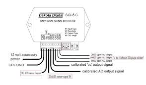 abs signal dakota digital converter wiring question this is the dakota s wiring diagram from the instructions i have updates by the guy on zilvia but although i see he has shown the output going from