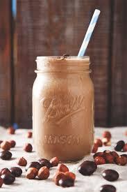 protein packed vegan nutella smoothie vega giveaway