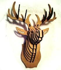 cardboard animal heads s cardboard moose head diy
