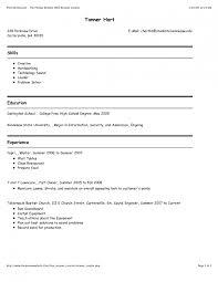 Cover Letter Free Online Resume Builder Printable For Maker Pizza