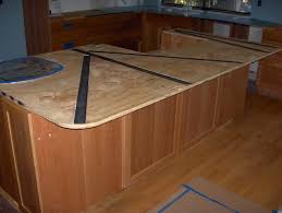 granite countertop overhang support extravagant kitchen counters can i a with interior design 4