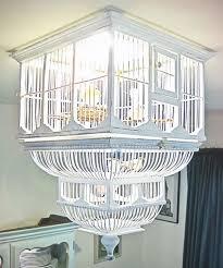 10 birdcage chandelier ideas original and trendy home lighting ideas