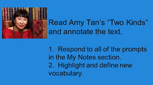 essay on two kinds by amy tan two kinds and everyday use response theresa murante a studentshare two kinds and everyday use response theresa murante a studentshare