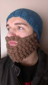 Beard Hat Crochet Pattern Adorable Bearded Hat Pattern Download Now Beardo