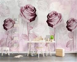 Tapeten Wohnzimmer Altrosa Tapete Rosa Streifen Acemesh Me