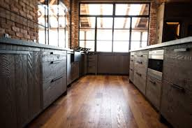 Barn Wood Kitchen Cabinets How To Build A Shelf For The Garage Practical Pinterest
