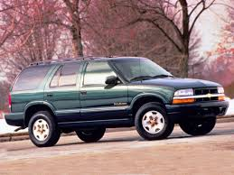 Chevrolet Blazer In Ohio For Sale ▷ Used Cars On Buysellsearch