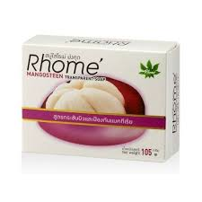 Check Price Rhome' : <b>Mangosteen</b> Transpaent Soap Bar Firming ...