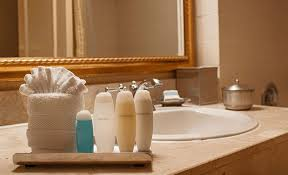 bathroom amenities for hotels. the hotel majestic st. louis - guestoom bathroom amenities for hotels