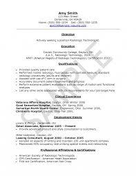 Radiologic Technologist Sample Job Description Patient Care
