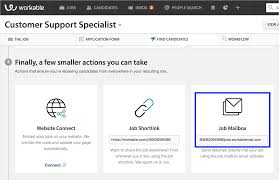 Help With Job Application Using The Job Mailbox To Add Candidates Via Email Workable Support