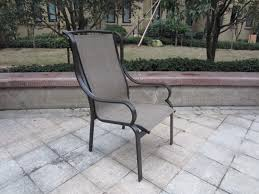 design of patio chair slings how to design patio chair replacement slings chair design and ideas home remodel photos