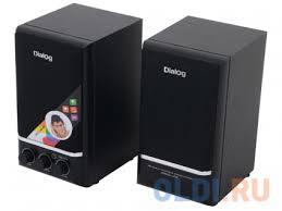 <b>Колонки Dialog</b> Disco <b>AD</b>-<b>04</b> 2.0 <b>Black</b> — купить по лучшей цене в ...