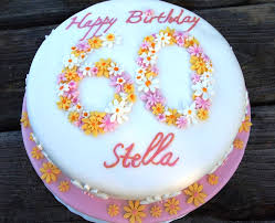 60th Birthday Cakes For Women Wedding Academy Creative 60th