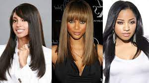 25 best long straight hairstyles for