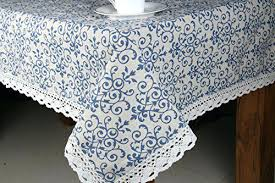 lace table cloth vintage square tablecloth everyday kitchen table cloth indoor outdoor decorative macrame lace tablecloth