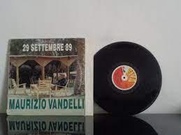 MAURIZIO VANDELLI 29 SETTEMBRE 89 FIVE FM 13643