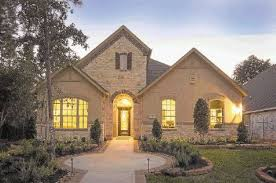 ryland opens new woodforest model home